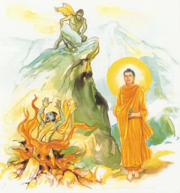 Đạo Phật Nguyên Thủy - Tìm Hiểu Kinh Phật - TRUNG BỘ KINH - Thiên sứ