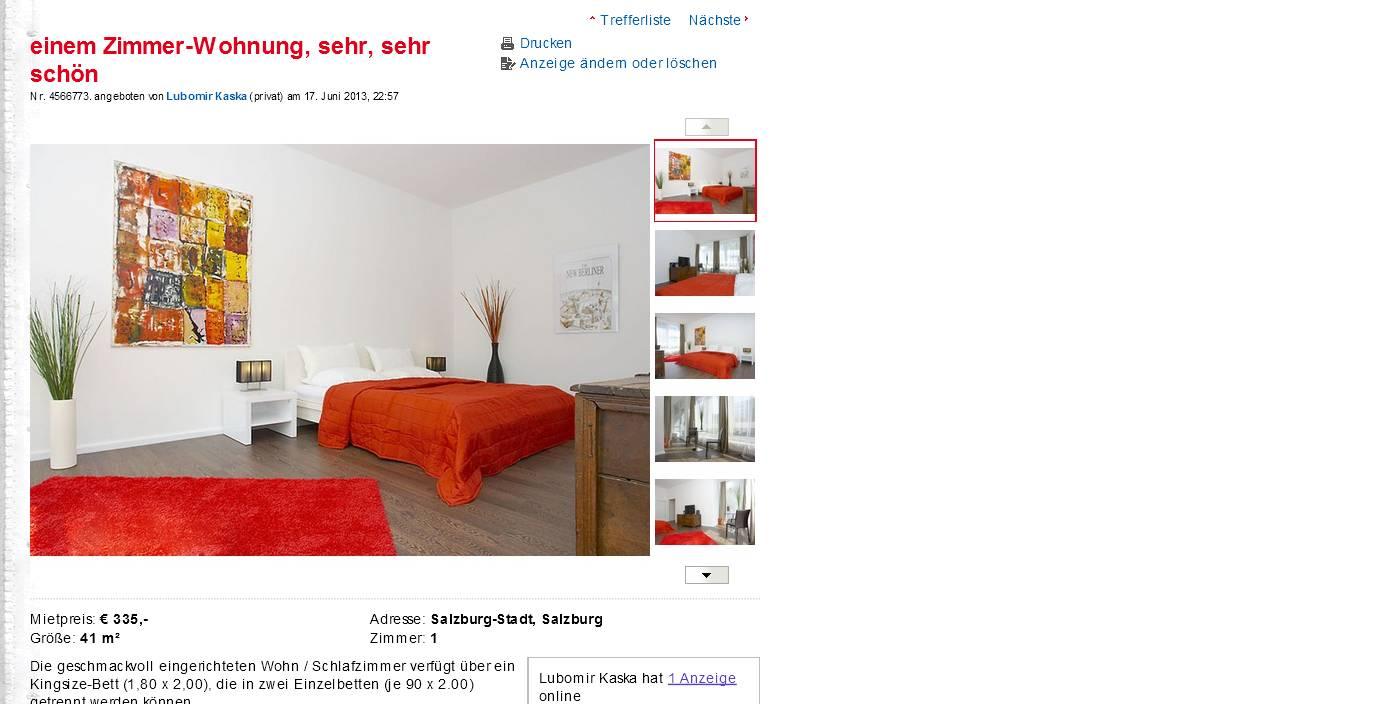alias lubomir kaska tel 66287094862 einem zimmer wohnung sehr. Black Bedroom Furniture Sets. Home Design Ideas