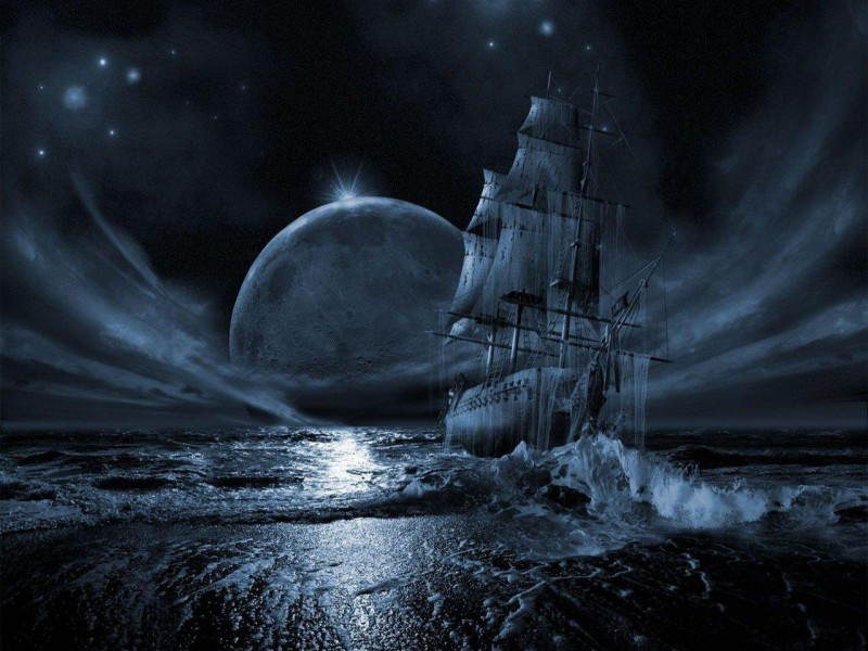 «Octavius», τo πλοίο-φάντασμα που έπλεε ακυβέρνητο επί 14 χρόνια και το πλήρωμά του βρέθηκε παγωμένο