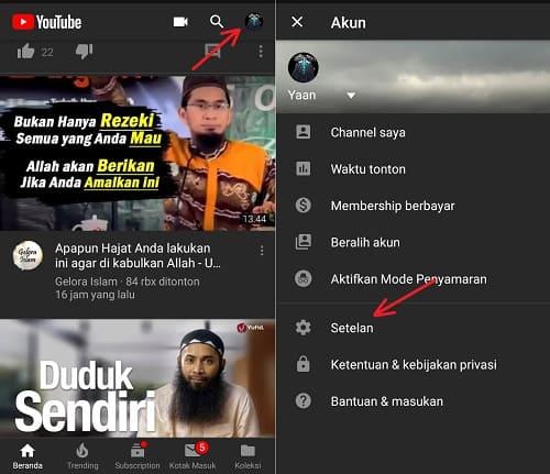 Cara Memfilter Youtube Dari Konten Dewasa Untuk Anak-Anak
