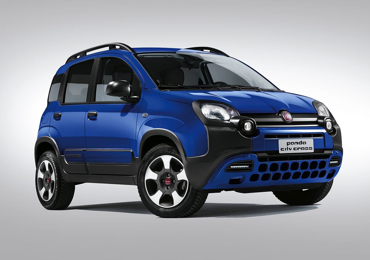 fiat panda 2020 la piccola con il mild hybrid. Black Bedroom Furniture Sets. Home Design Ideas