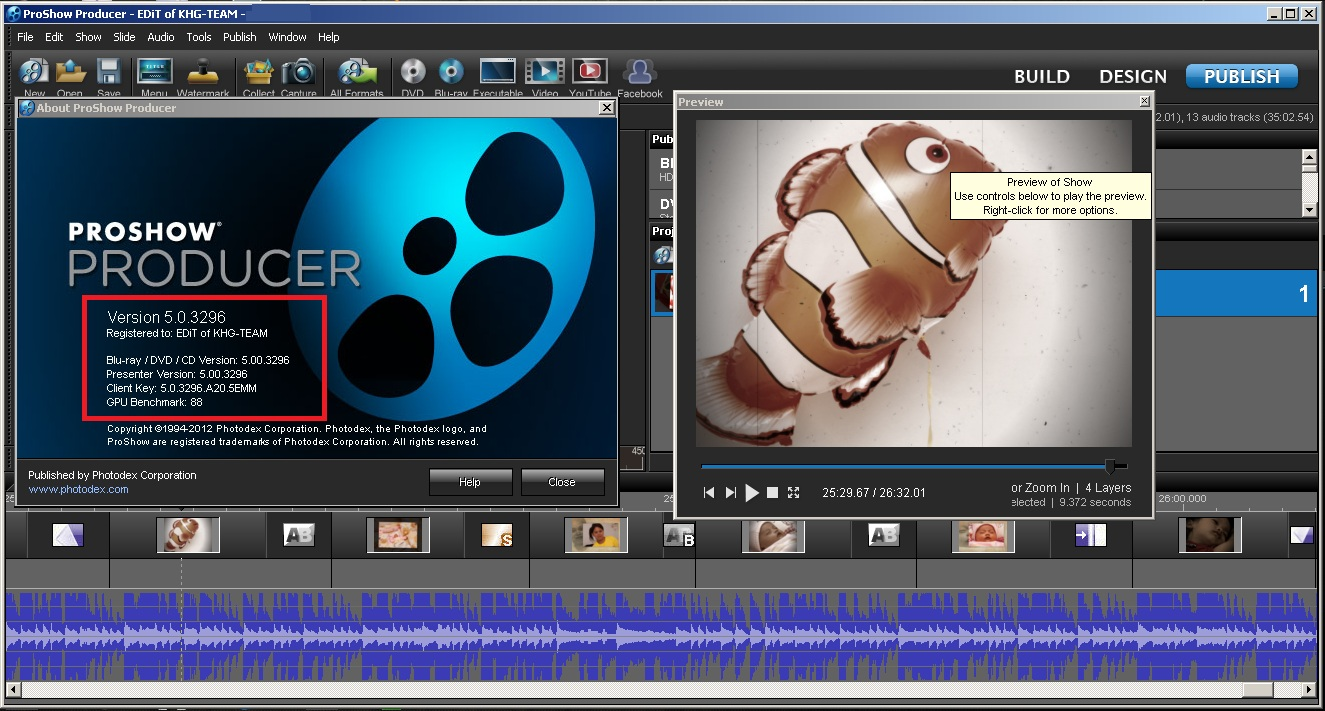 proshow producer 8.0.3648 serial