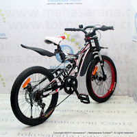 20 Inch Pacific X-track Downhill Mountain Bike