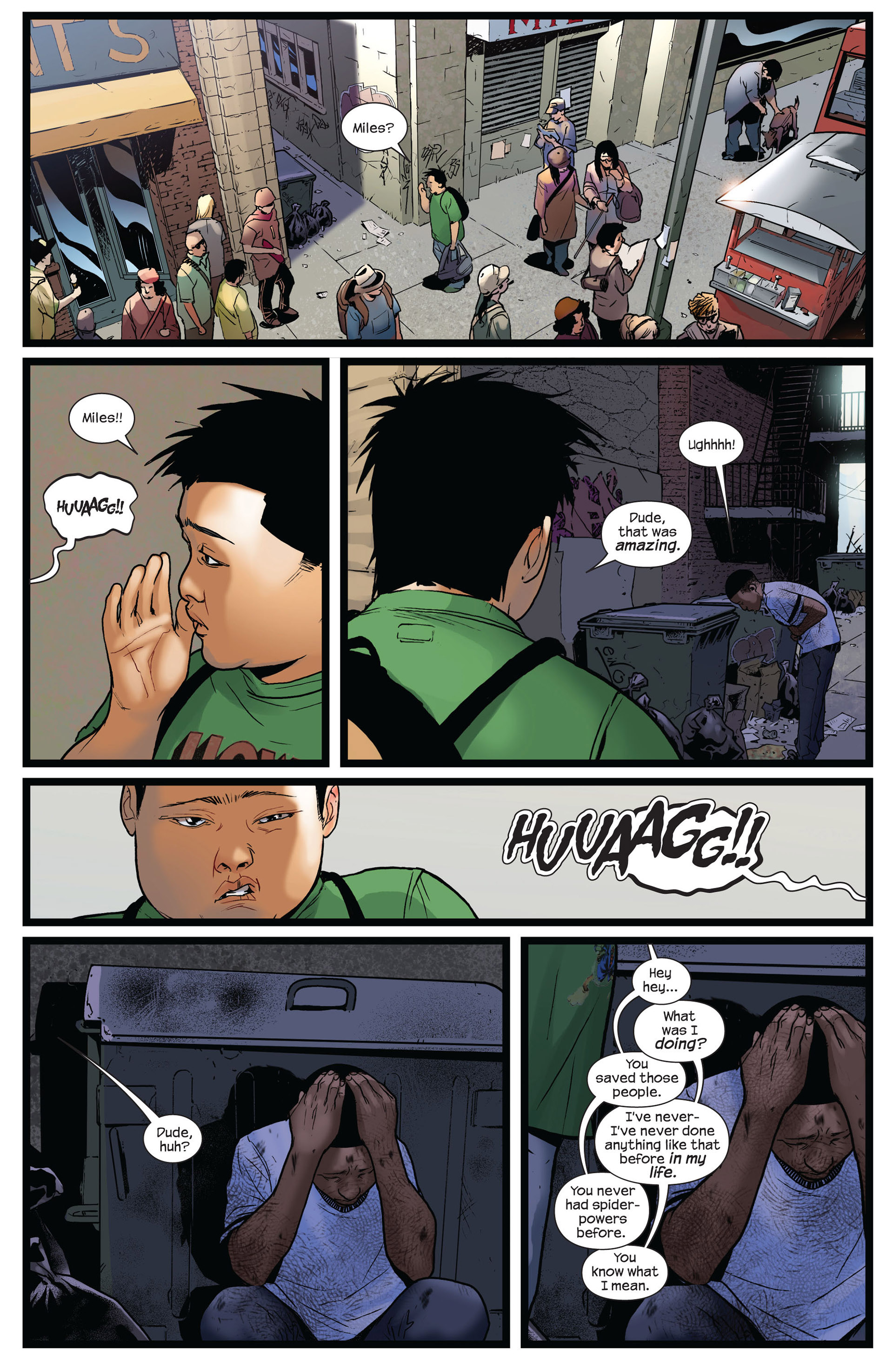 Read online Ultimate Comics Spider-Man (2011) comic -  Issue #3 - 13