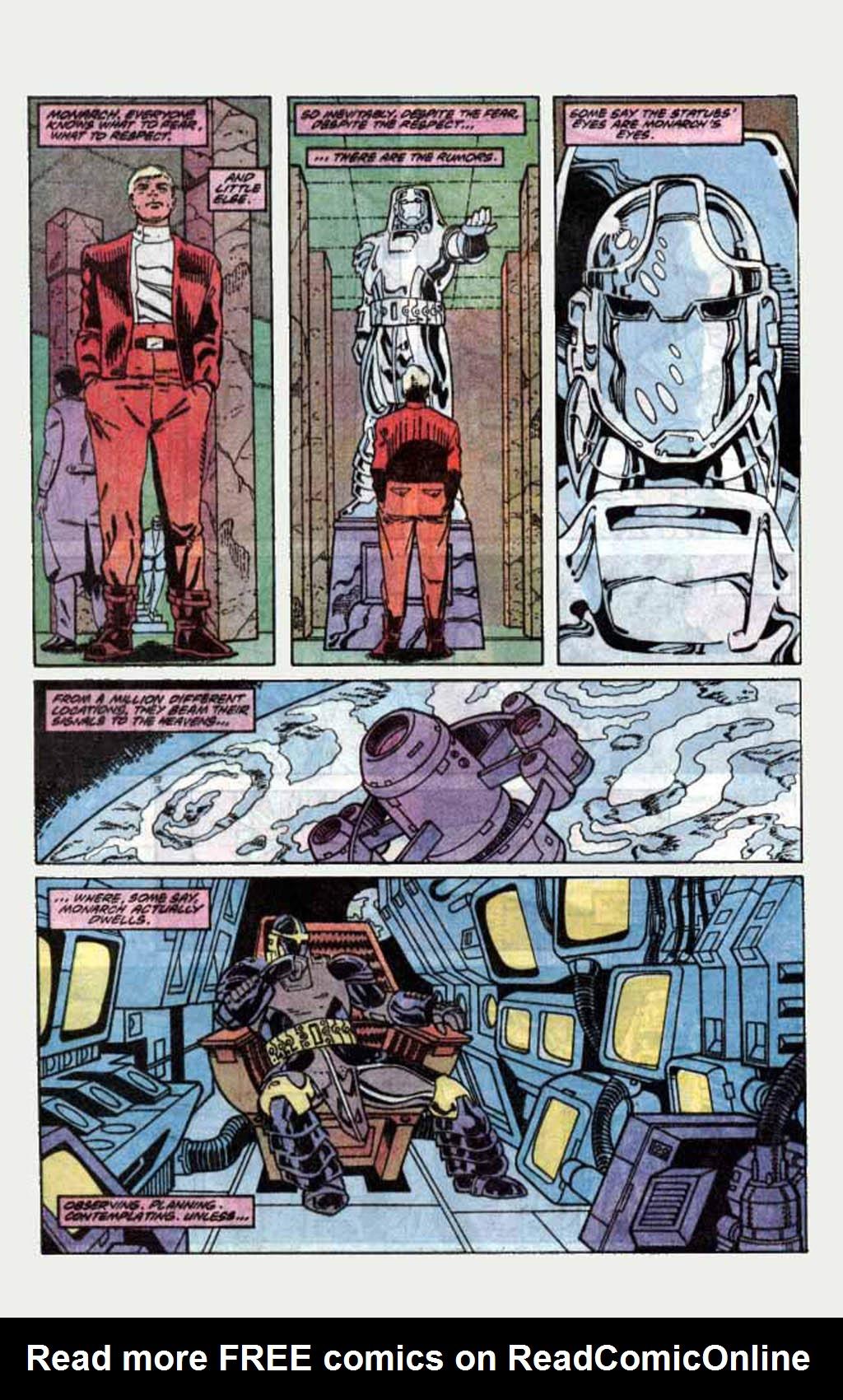 Read online Armageddon 2001 comic -  Issue #1 - 24