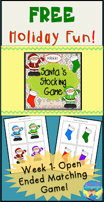 Happy holidays from Looks Like Language! Download a cheery Santa game!