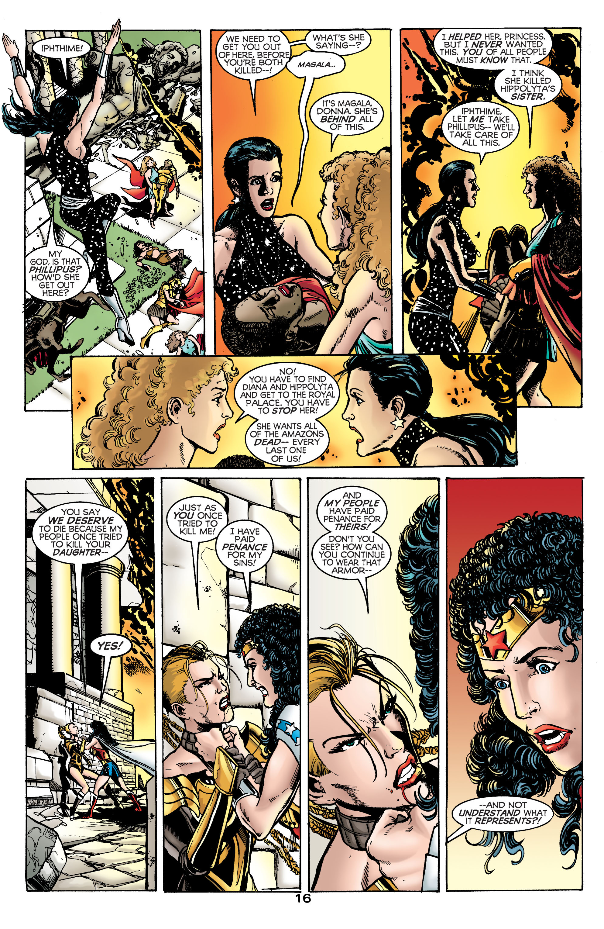Read online Wonder Woman (1987) comic -  Issue #169 - 17