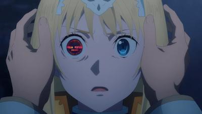 Sword Art Online: Alicization Episode 19