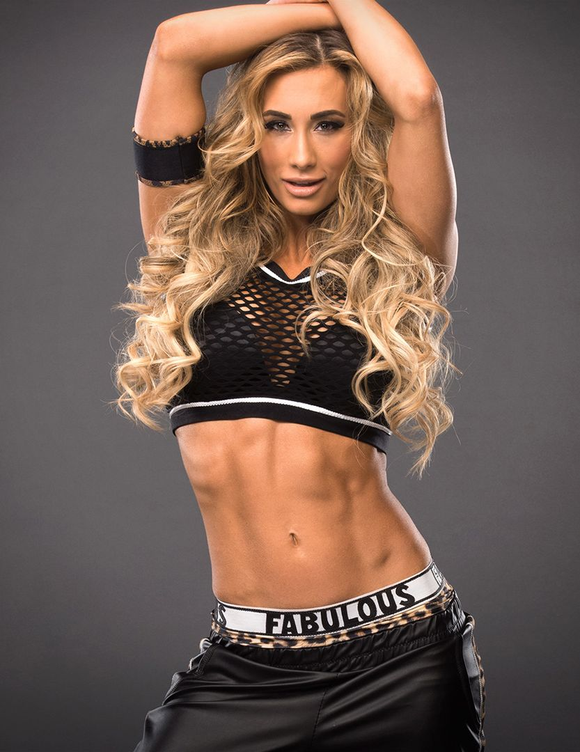 Beautiful Women Of Wrestling Carmella Wwe-6151
