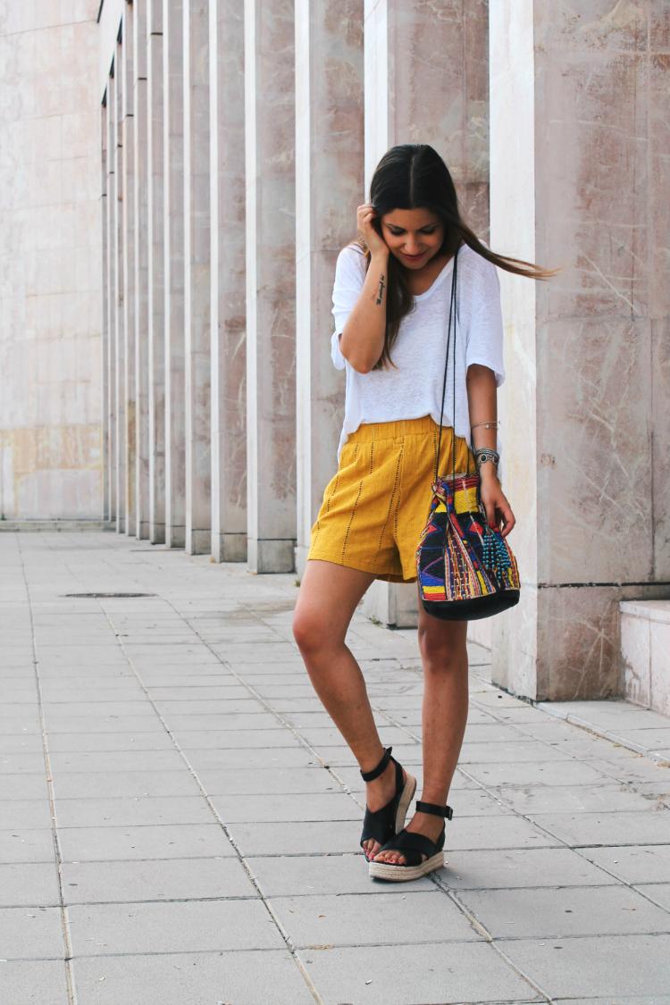 bolso etnico mango blogger moda leon
