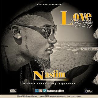 "IMG_20161012_185304 [Music] Nasiim - ""Luv"" (Tory Lanez Cover)"