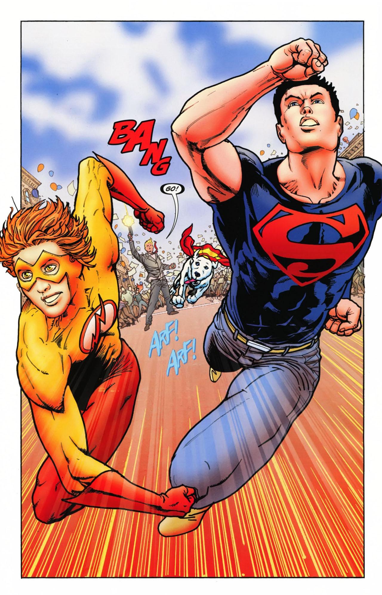 Superboy [I] Issue #5 #5 - English 12
