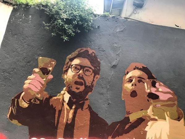 la casa de papel kadıköy sokak