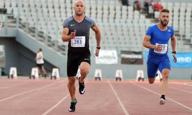 Πρέβεζα: Ευρωπαϊκό Πρωτάθλημα Στίβου 2018: Εκτός ημιτελικών ο Νυφαντόπουλος στα 100μ.