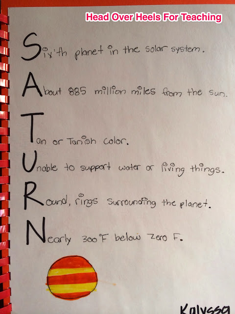 Planets On the Acrostic Poems - Pics about space