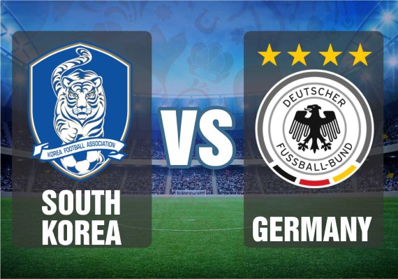 South Korea vs Germany - 2018 World Cup
