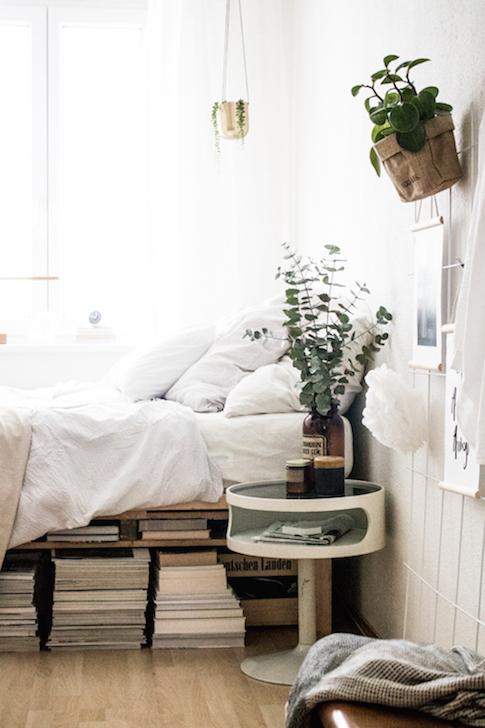 inspiration für's schlafzimmer: der nachttisch - do it but do it, Schlafzimmer design