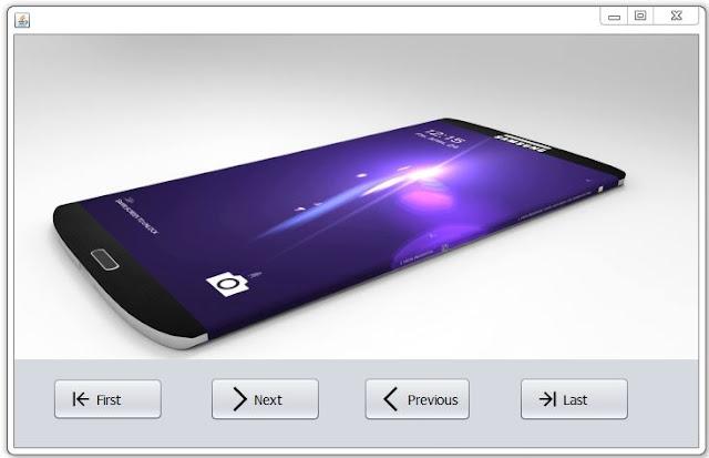 netbeans images navigation