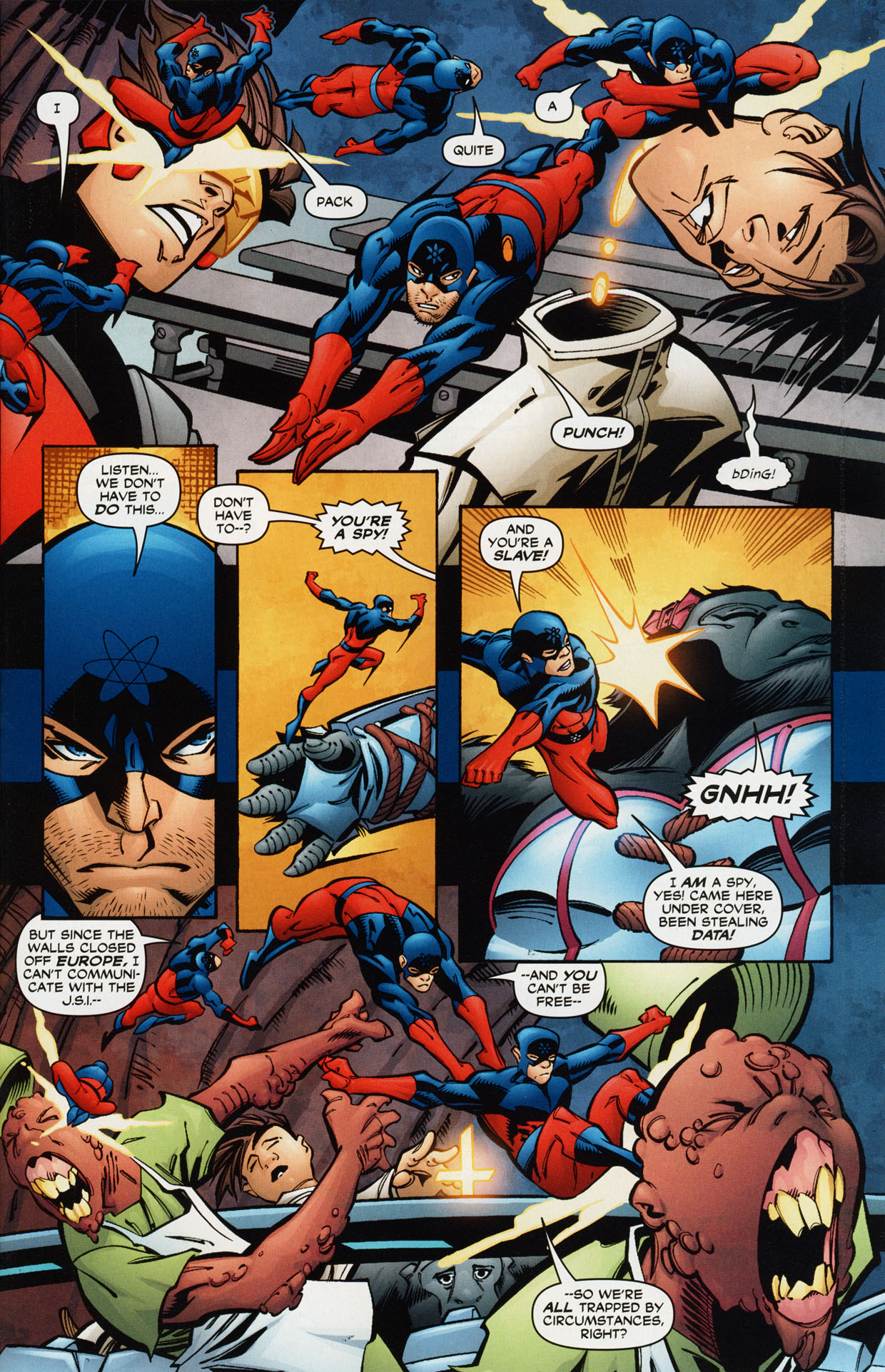 Read online Trinity (2008) comic -  Issue #36 - 26
