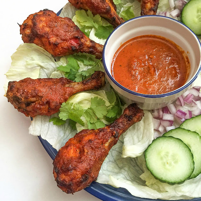 Piri Piri | Peri Peri Chicken  with Homemade Sauce