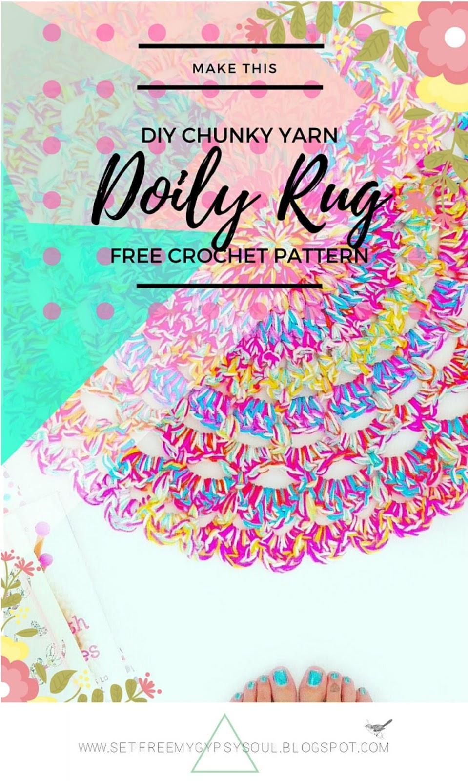 Set Free My Gypsy Soul A Crochet Craft Blog Unicorn Yarn Mandala