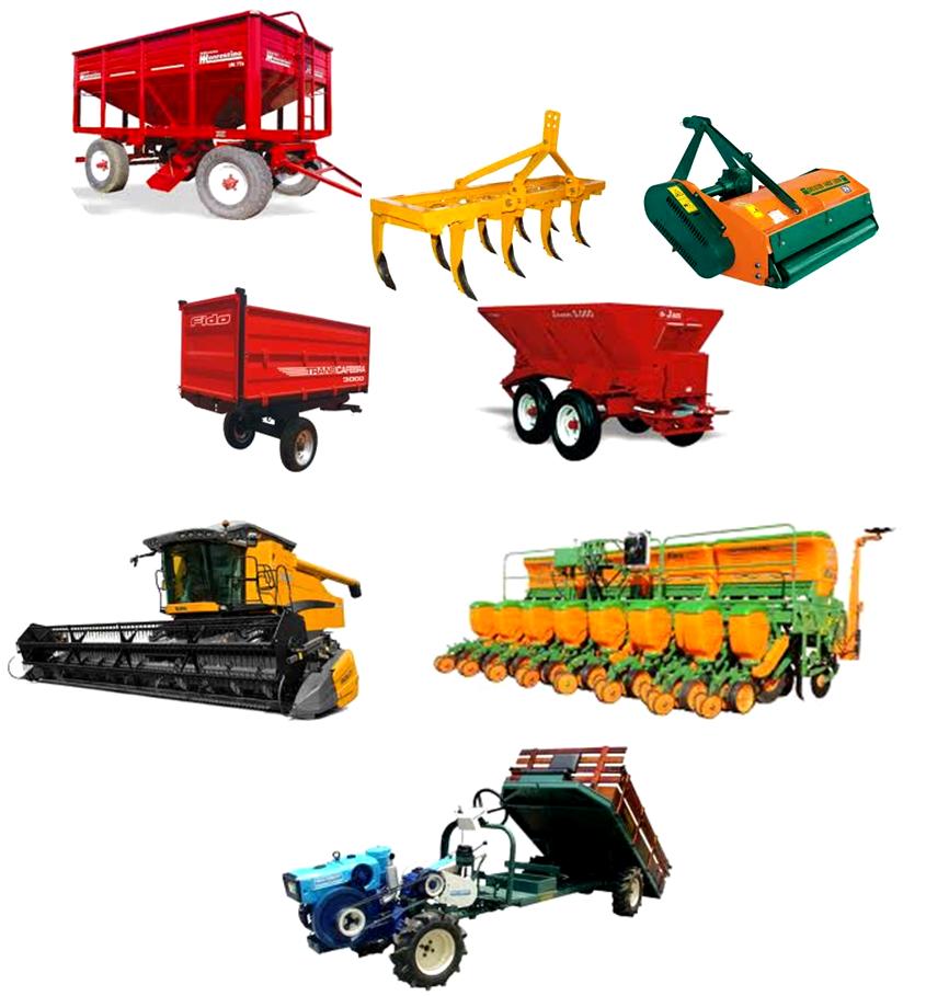 #Implementos Agrícolas