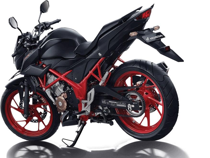 All New Honda CB150R Bikin Panas Merek Lain
