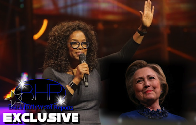 Major Endorsement By Oprah Winfrey For Hillary Clinton President Of The United States