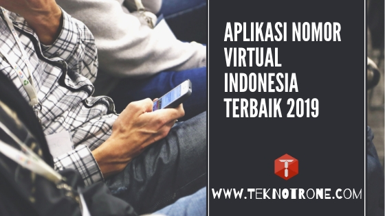 Aplikasi Nomor Virtual Indonesia Terbaik Gratis
