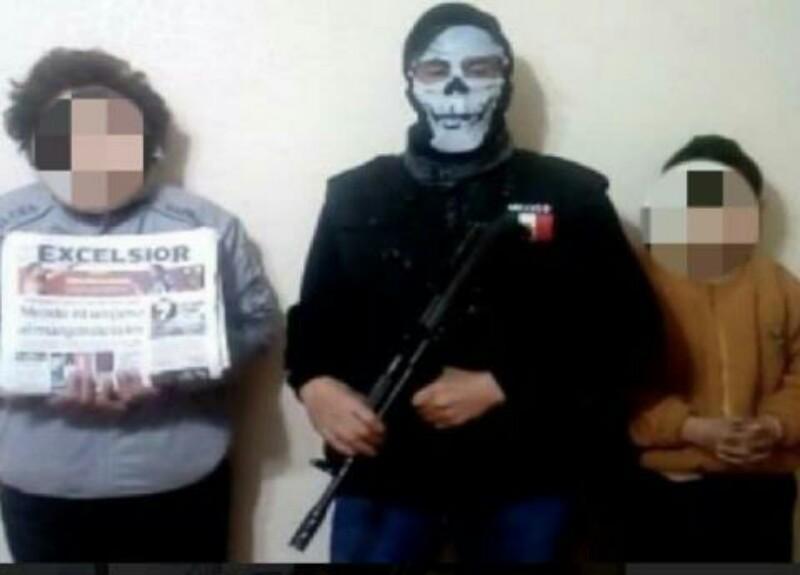 """Los """"Policías Zetas"""" que disolvían en ácido a sus víctimas"""
