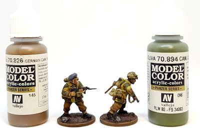 WW2 Polish Airborne Painting Guide