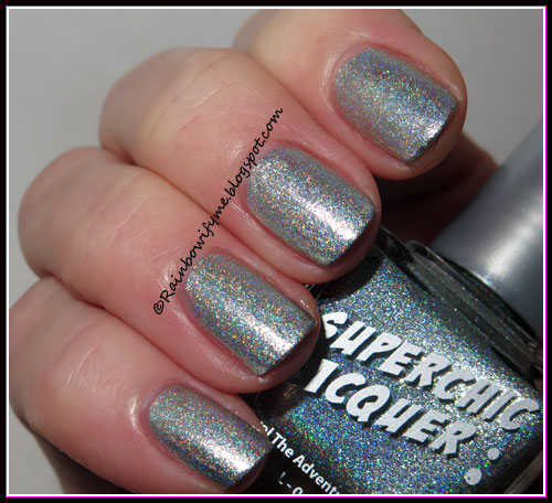 Superchic Lacquer Bubble Freeze