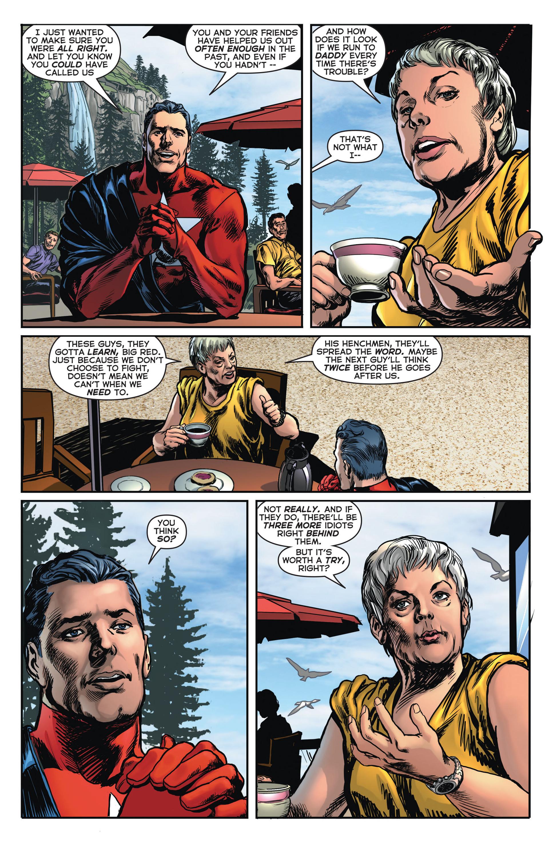 Read online Astro City comic -  Issue #4 - 24