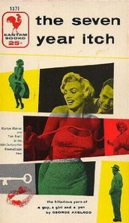 The Seven Year Itch by George Axelrod (on WildmooBooks.com)