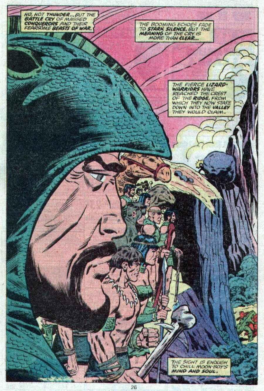 Godzilla (1977) Issue #21 #21 - English 16