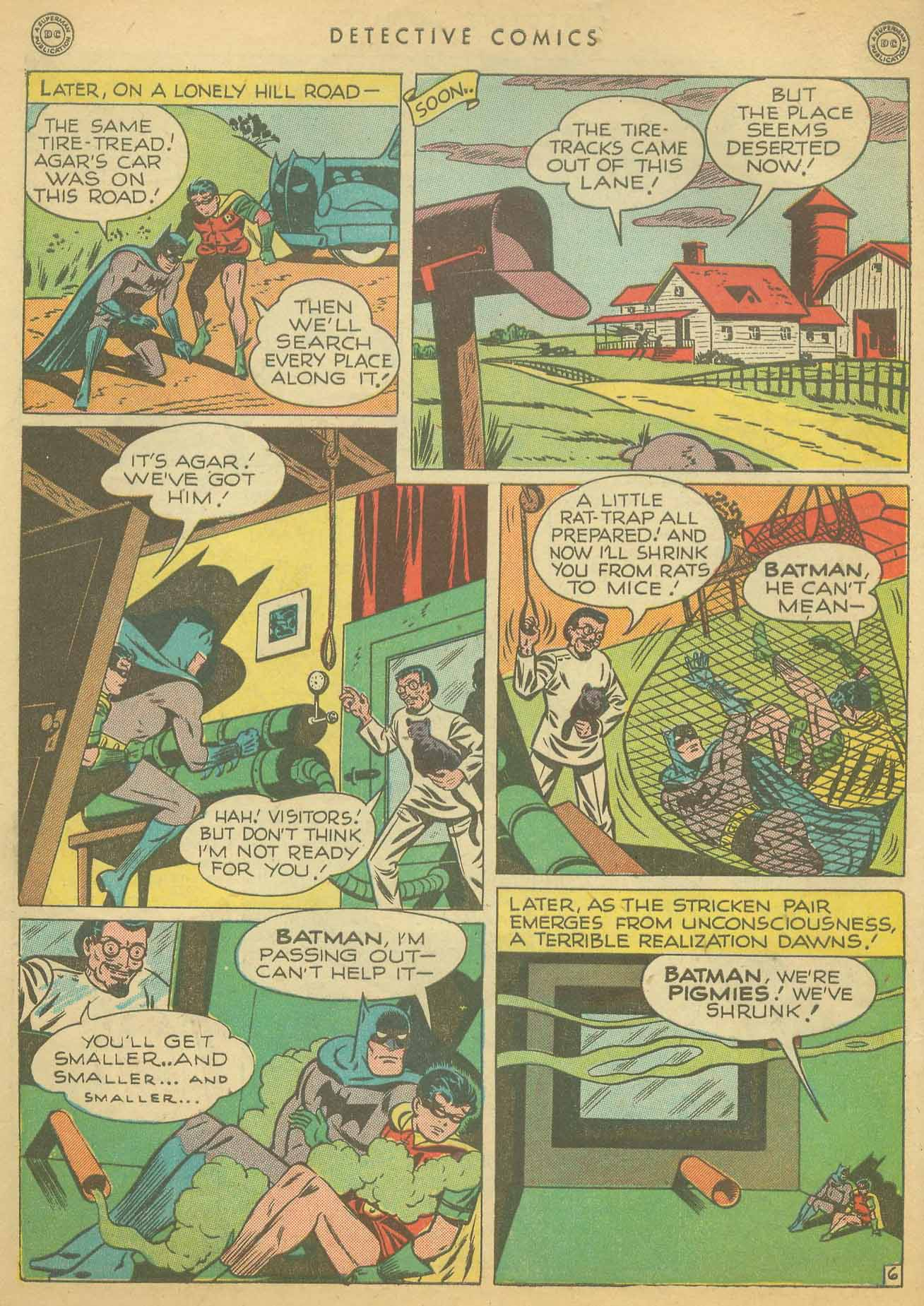 Detective Comics (1937) issue 127 - Page 8