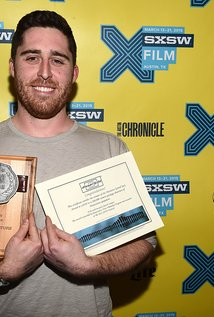 Trey Edward Shults. Director of It Comes at Night