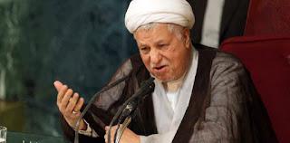 Mantan Presiden Syiah Iran Rafsanjani Meninggal