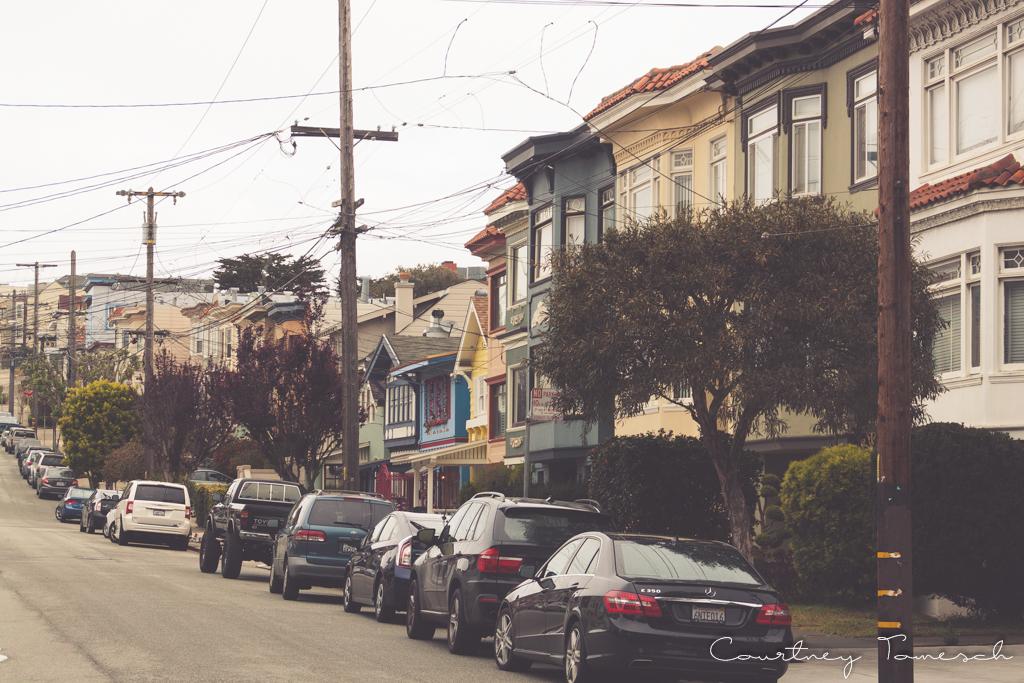 Courtney Tomesch San Francisco California