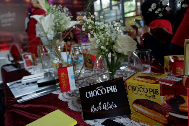 Lotte Choco Pie Untuk Menciptakan Kebersamaan Ibu dan Anak