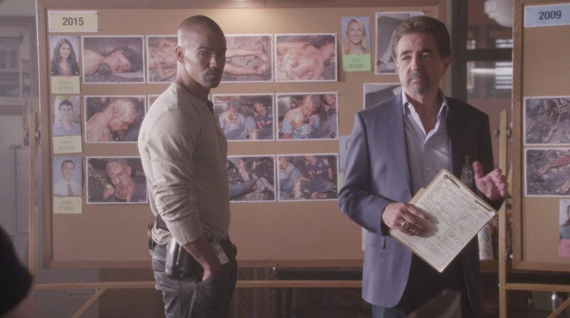 Criminal Minds - Season 11 Episode 4