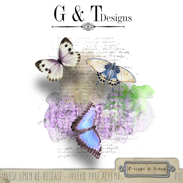 G&T Designs - Re-release & Freebie
