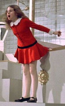 veruca salt from willie wonnka