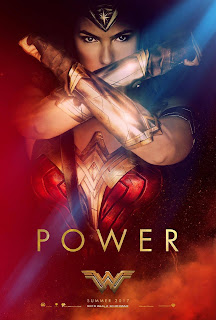 Wonder Woman - Segundo Poster & Segundo Trailer