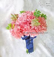 Decorador floristeria ramo de novia en flores garden style naturales en Guatemala