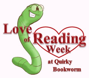 Love of Reading Week: Bloggers including Anne from Modern Mrs. Darcy and Jill from Rhapsody in Books share about the books they love.