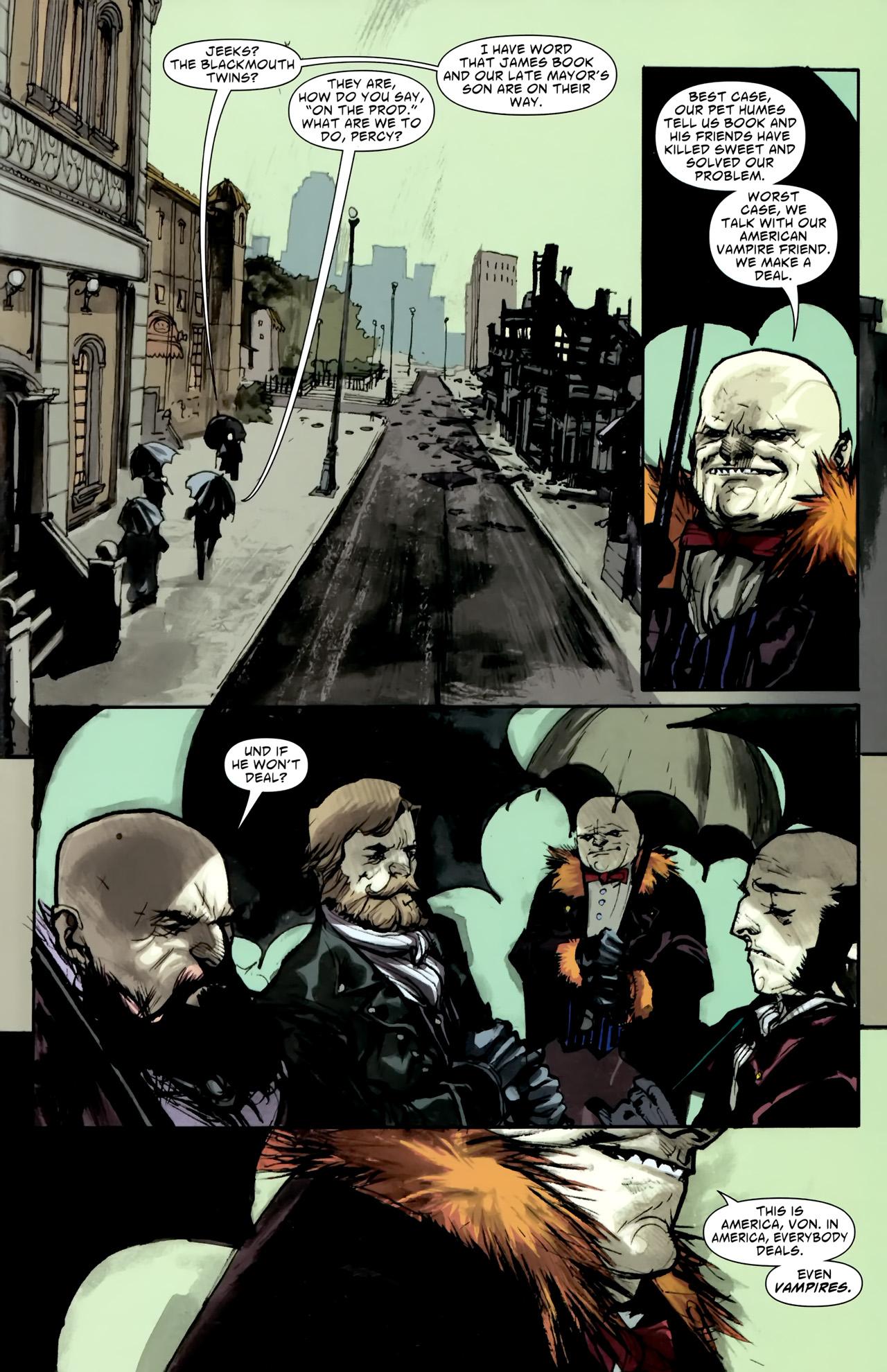 Read online American Vampire comic -  Issue #3 - 33