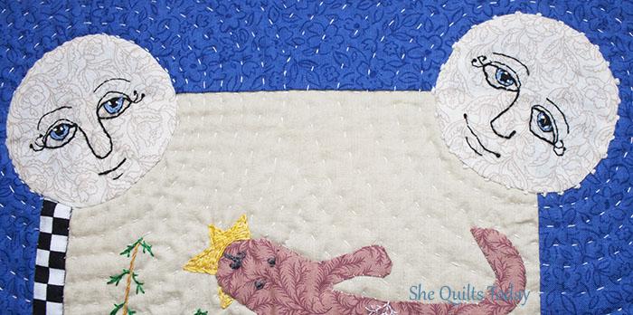Como hacer una quilt