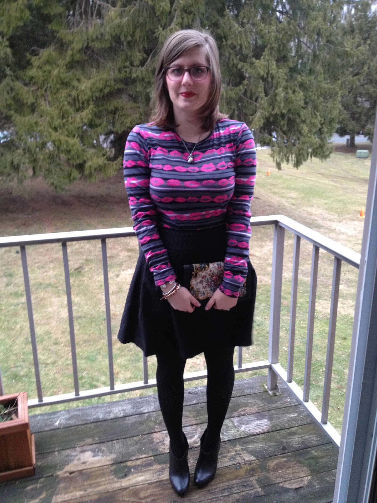 3d54601f88 What I Wore  glasses- Rivet   Sway Punchlines  take  25 until May with code  EMMASWAYS