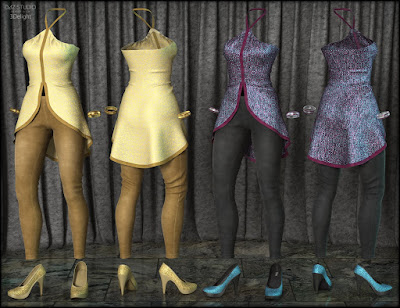 Midnight Club for Genesis 3 Female